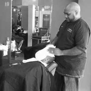 Getting Straight Razor Shave